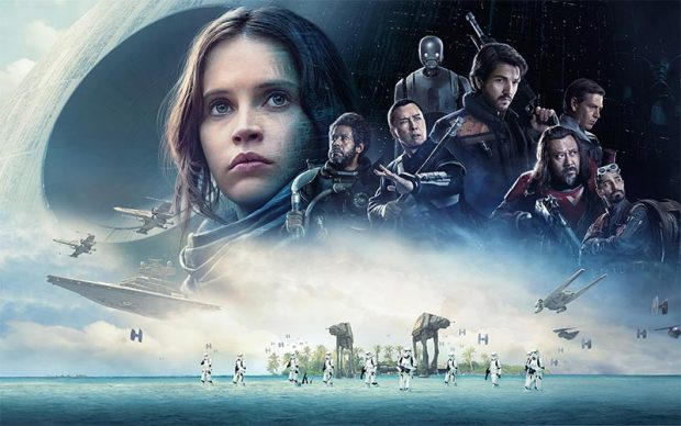 ROGUE ONE ab 4. Mai 2017 auf DVD und BluRay