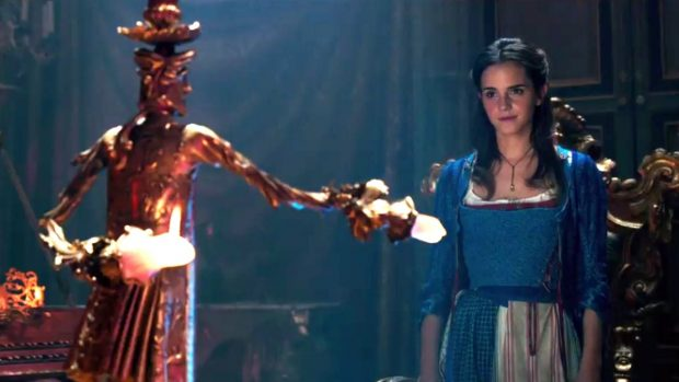 BEAUTY AND THE BEAST TVSpot
