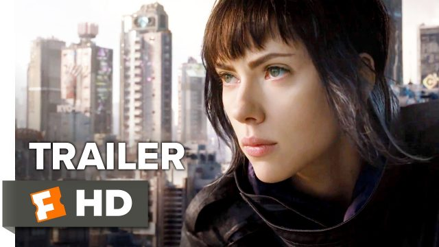 Neuer Trailer: GHOST IN THE SHELL