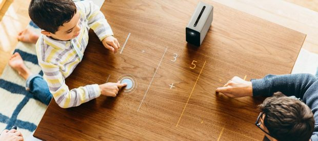 Sony Multitouch-Projektor Xperia Touch