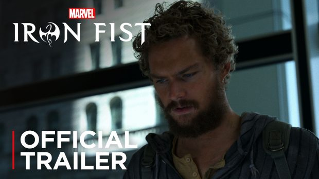 Trailer und Featurette: IRON FIST