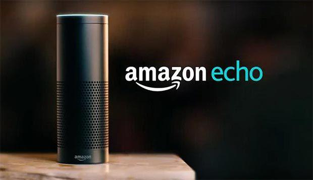 Amazons Echo kann vorlesen