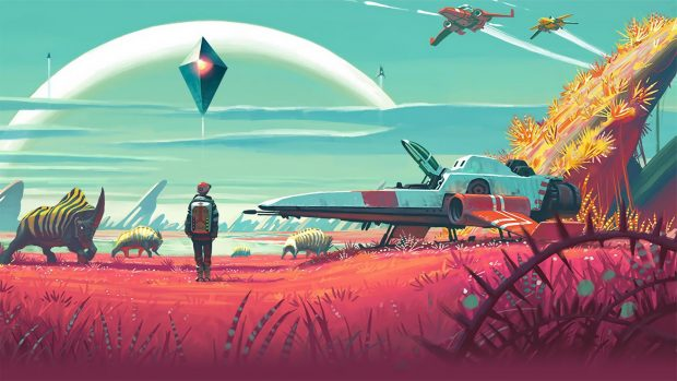 NO MAN'S SKY goes Multiplayer