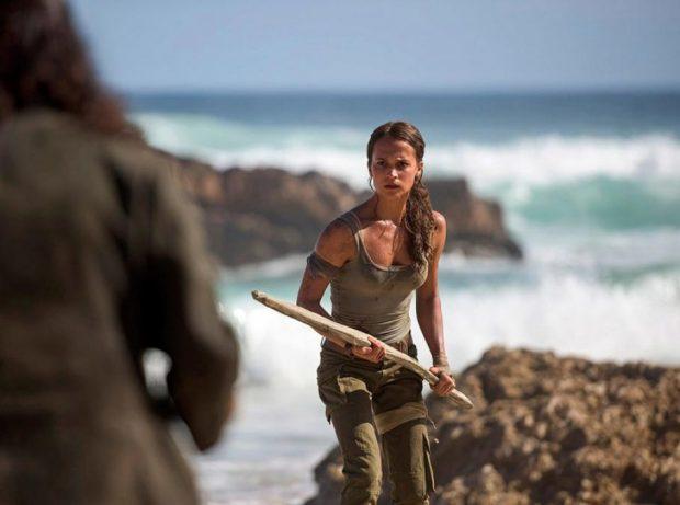 Offizielle Bilder: Alicia Vikander als Lara Croft