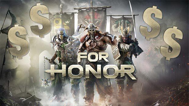Ubisofts FOR HONOR: Komplettspiel nur gegen viel Geld oder vielZeit