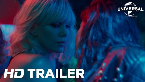 Immer auf die Omme: Charlize Theron in ATOMIC BLONDE