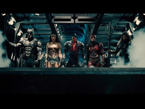 JUSTICE LEAGUE offizieller Trailer eins
