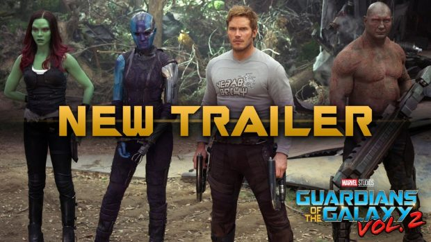 Neuer Trailer: GUARDIANS OF THE GALAXY VOL. 2