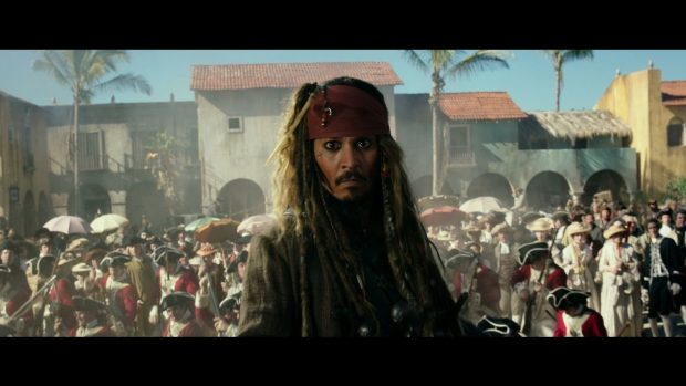 Noch'n Trailer – PIRATES OF THE CARIBBEAN: DEAD MEN TELL NO TALES