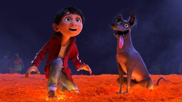 Pixars neuester Animationsfilm heißtCOCO