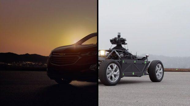 The Mill Blackbird: Augmented Reality Auto