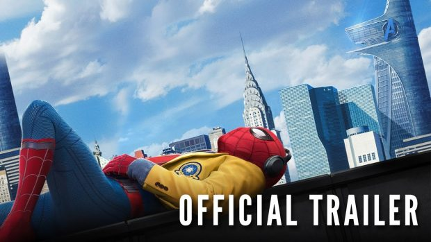 Trailer 2: SPIDER-MAN: HOMECOMING