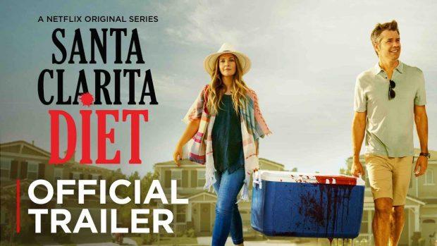 Trailer: SANTA CLARITA DIET Zombie-Komödie mit Drew Barrymore