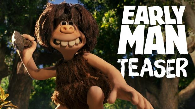 Trailer zu Aardmans neuem Film: EARLY MAN