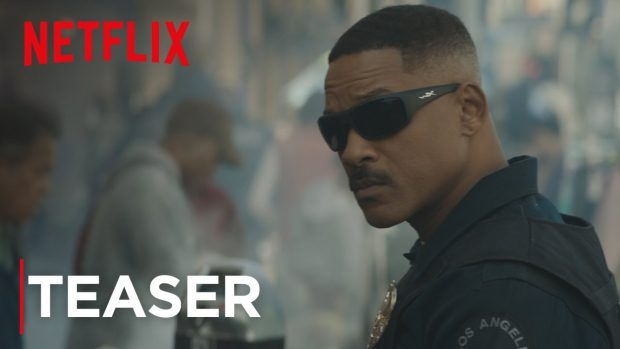 Wait, what? BRIGHT: Urban Fantasy-Film mit Will Smith auf Netflix