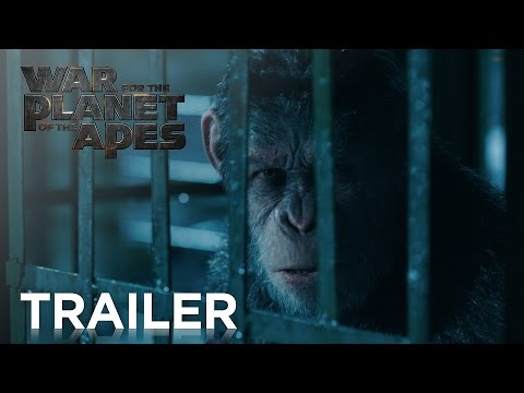 WAR FOR THE PLANETS OF THE APES – Trailer 2