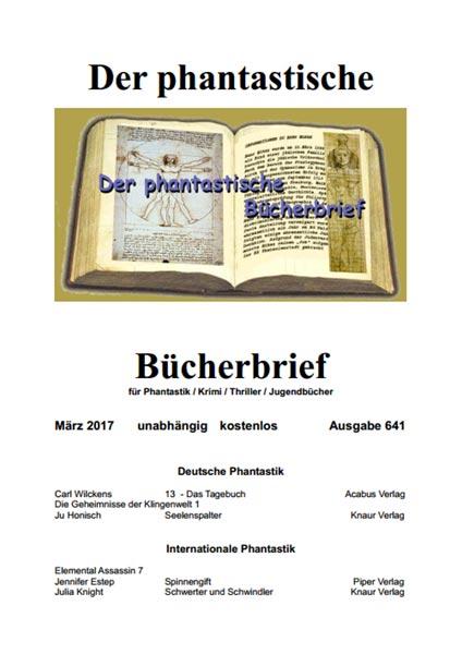 DER PHANTASTISCHE BÜCHERBRIEF 641