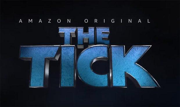 THE TICK startet im August auf Amazon