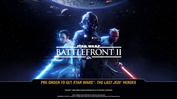 Leaked: STAR WARS BATTLEFRONT 2 Trailer