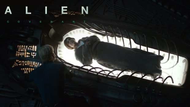 THE CROSSING – Prolog zu ALIEN: COVENANT