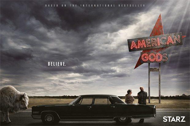 AMERICAN GODS: Zweite Staffel genehmigt