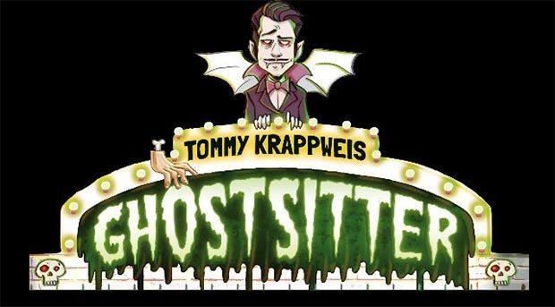Tommy Krappweis' GHOSTSITTER-Hörspiel bei Audible