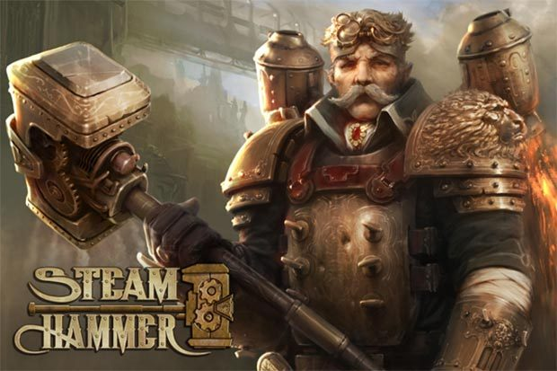Steampunk Sandbox-Game als Early Access: STEAM HAMMER
