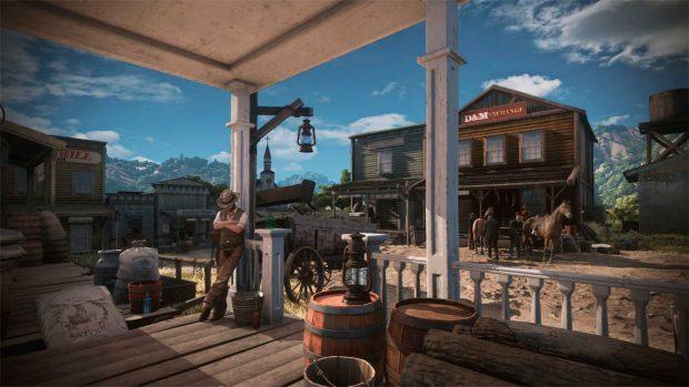 WILD WEST ONLINE – MMO für Western-Fans