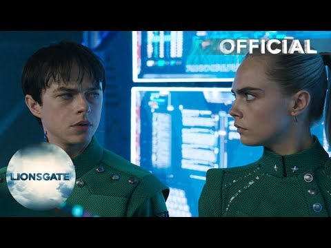 Final Trailer: VALERIAN AND THE CITY OF A THOUSAND PLANETS