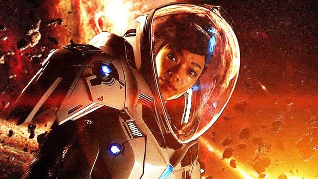 Trailer: STAR TREK DISCOVERY