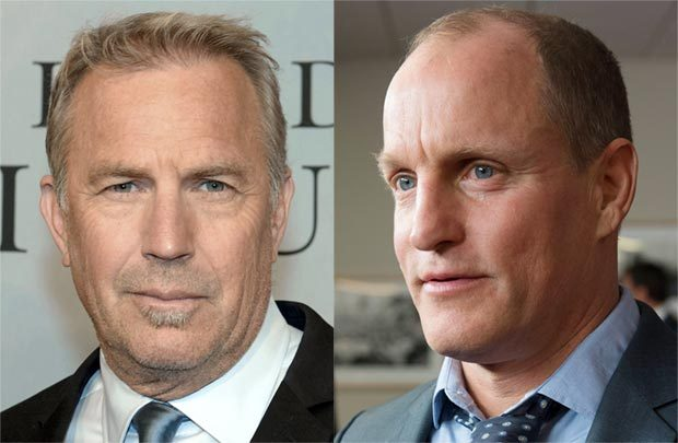 Costner und Harrelson in HIGHWAYMEN