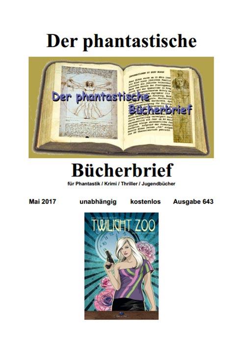 DER PHANTASTISCHE BÜCHERBRIEF 643