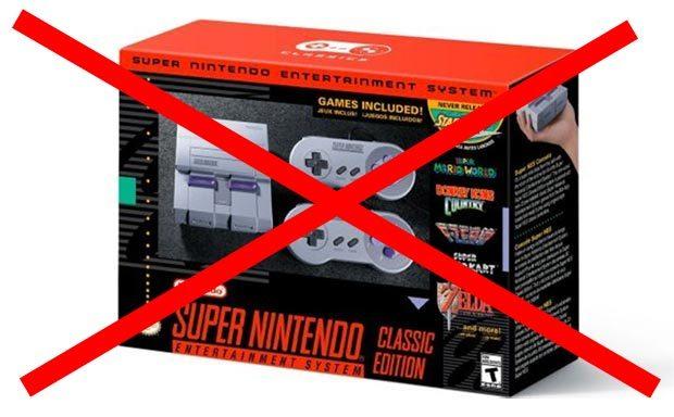 Nintendo SNES Classic innerhalb von Minuten ausverkauft