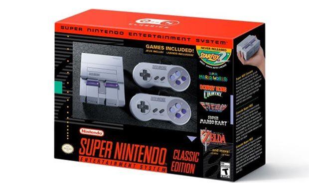 Nintendo: SNES Classic