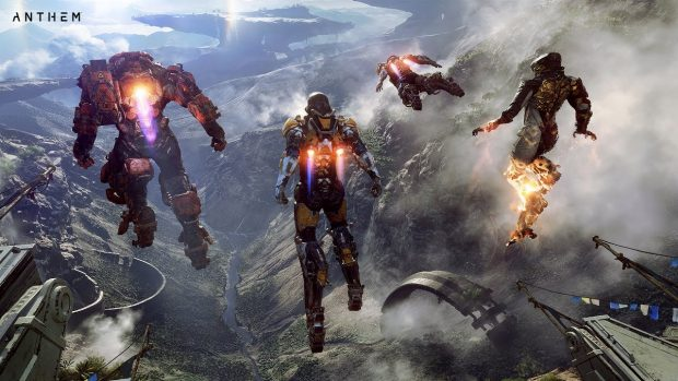 [E3] Gameplay-Trailer zu Biowares ANTHEM