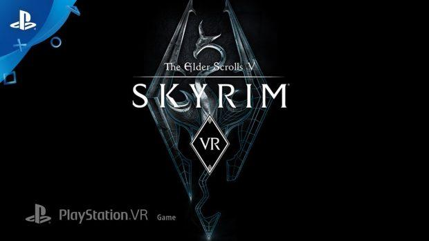 [E3] SKYRIM VR