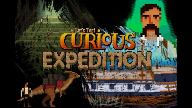Let´s test: CURIOUS EXPEDITION mit Victor Scrooge