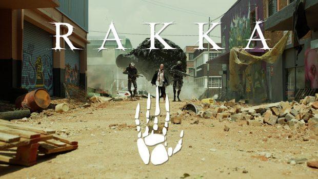 Neuer SF-Kurzfilm von Neill Blomkamp: RAKKA