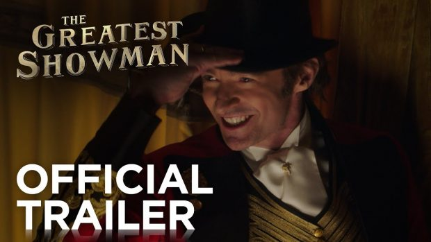 Trailer: THE GREATEST SHOWMAN