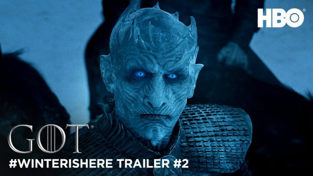 »Winter is here!« – neuer Trailer zu GAME OF THRONES Staffel 7