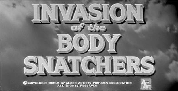 Noch'n Remake: INVASION OF THE BODYSNATCHERS