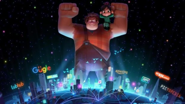 Neues zu WRECK IT RALPH 2