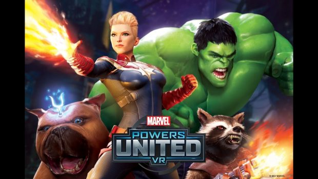 Ankündigungstrailer: MARVEL POWERS UNITED VR