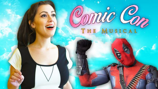 Comic Con: The Musical