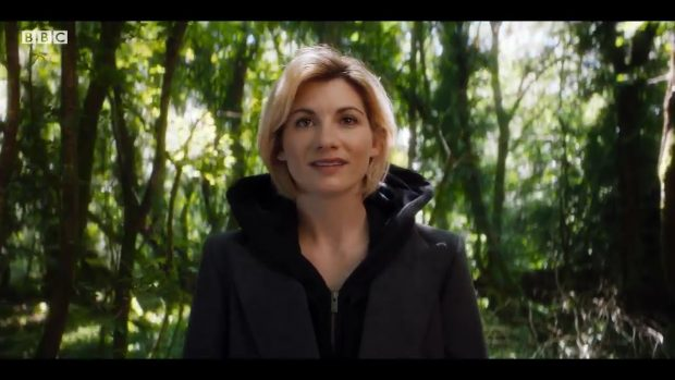 DOCTOR WHO: 13th Doctor Reveal Trailer
