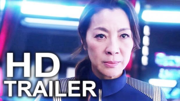 Extended Trailers: STAR TREK DISCOVERY