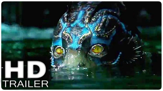 Grandioser Trailer: THE SHAPE OF WATER