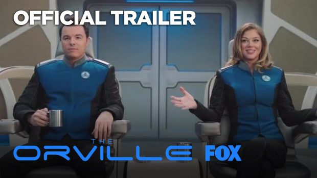 Neuer Trailer vom SDCC: THE ORVILLE
