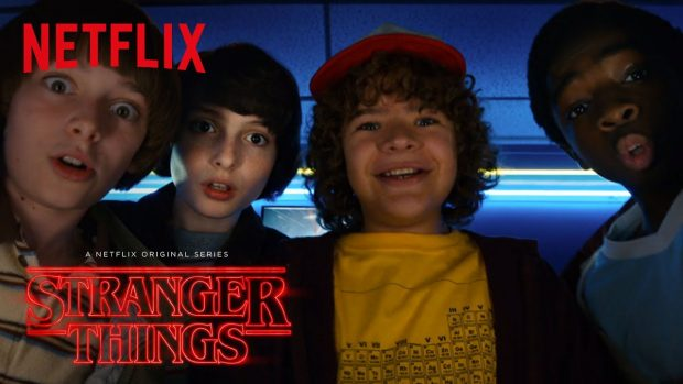 SDCC: STRANGER THINGS Season 2 Trailer