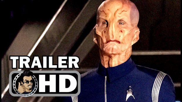 STAR TREK DISCOVERY: neuer Trailer vomSDCC